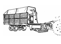 Older Forage Harvesters
