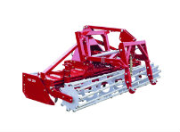Howard Power Harrow HK 25 hydraulic foldable