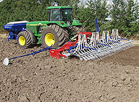 Howard Power Harrow HK 31 Hydraulic Foldable