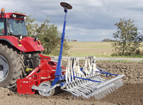 Howard Power Harrow HK 32 Hydraulic Foldable