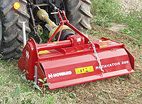 Howard Rotavator 200/300/400